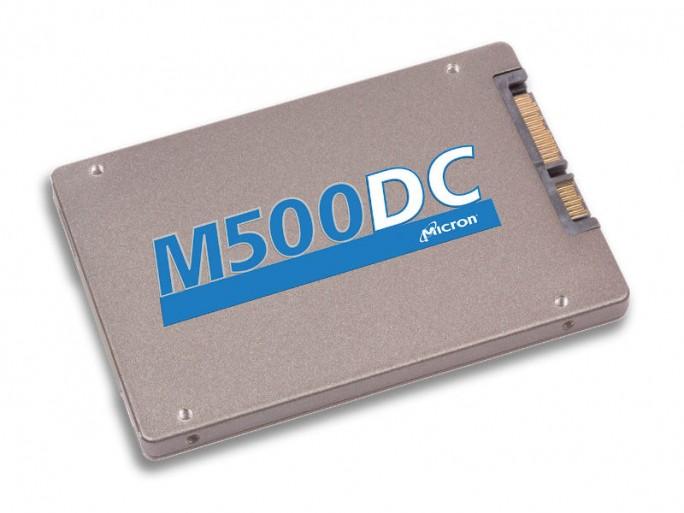 Micron M500DC (Bild: Micron)
