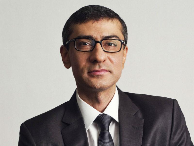 Bild zu «Rajeev Suri wird neuer Nokia-CEO»