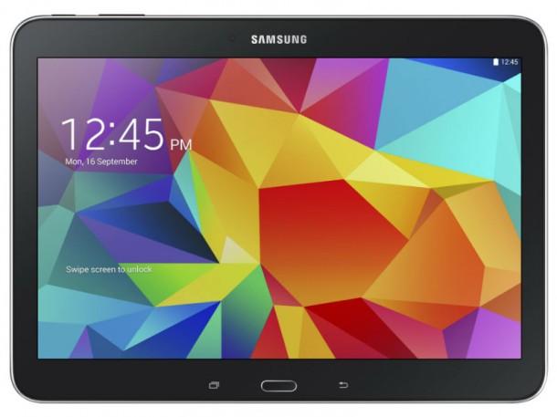 Samsung Galaxy Tab 4 10.1-Zoll. Quelle: Samsung