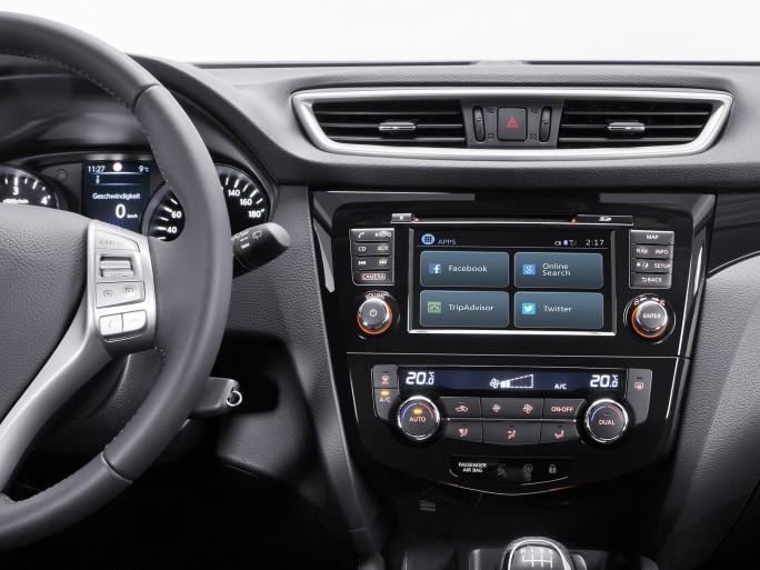 Bosch und IBM standardisieren Entwicklung: Hier im Bild Nissan Connect. Quelle: Bosch