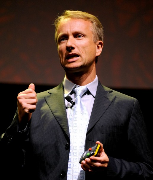 Guido Joret, bislang Chef der Cisco-Gruppe für das Internet der Dinge, wendet sich neuen Aufgaben zu. Quelle: Cisco