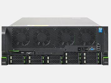 Anwender, die ein beliebiges Altsystem verschrotten oder spenden, bekommen 20 Prozent Rabatt auf den PRMIERGY RX4770 M1. Quelle: Fujitsu