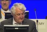 Hasso Plattner auf der SAP-Hauptversammlung 2014. (Bild: SAP)