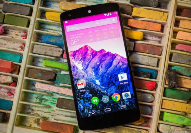 Wird das Nexus 5 eines der letzten Nexus-Modelle sein? (Bild: News.com)