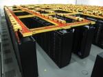 Der Supercomputer SuperMUC ist seit Sommer 2012 am LRZ in München in Betrieb. (Bild: MMM/LRZ)