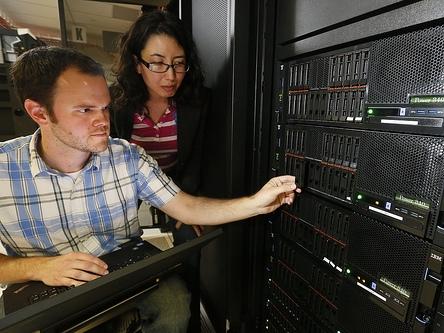 Mit Power8 sollen Big-Data-Analysen noch schneller durchgeführt werden können. (Bild: IBM)