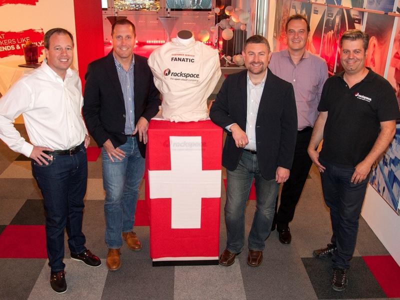 Rackspace will mit dem Büro in Zürich näher an den europäischen Kunden sein und besser auf die lokalen Bedürfnisse eingehen (Bild: Rackspace).
