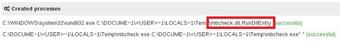 Trojaner Havex Remote Access Trojan (RAT) über mbcheck.dll erkennnen. Quelle: F-Secure
