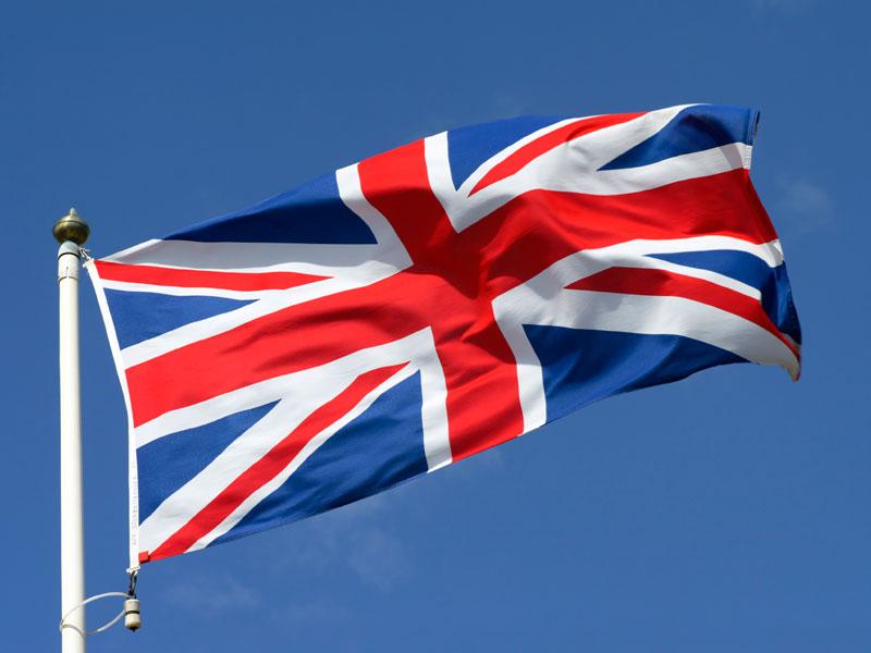 Flagge von Großbritannien (Bild: Deutsche Messe AG)