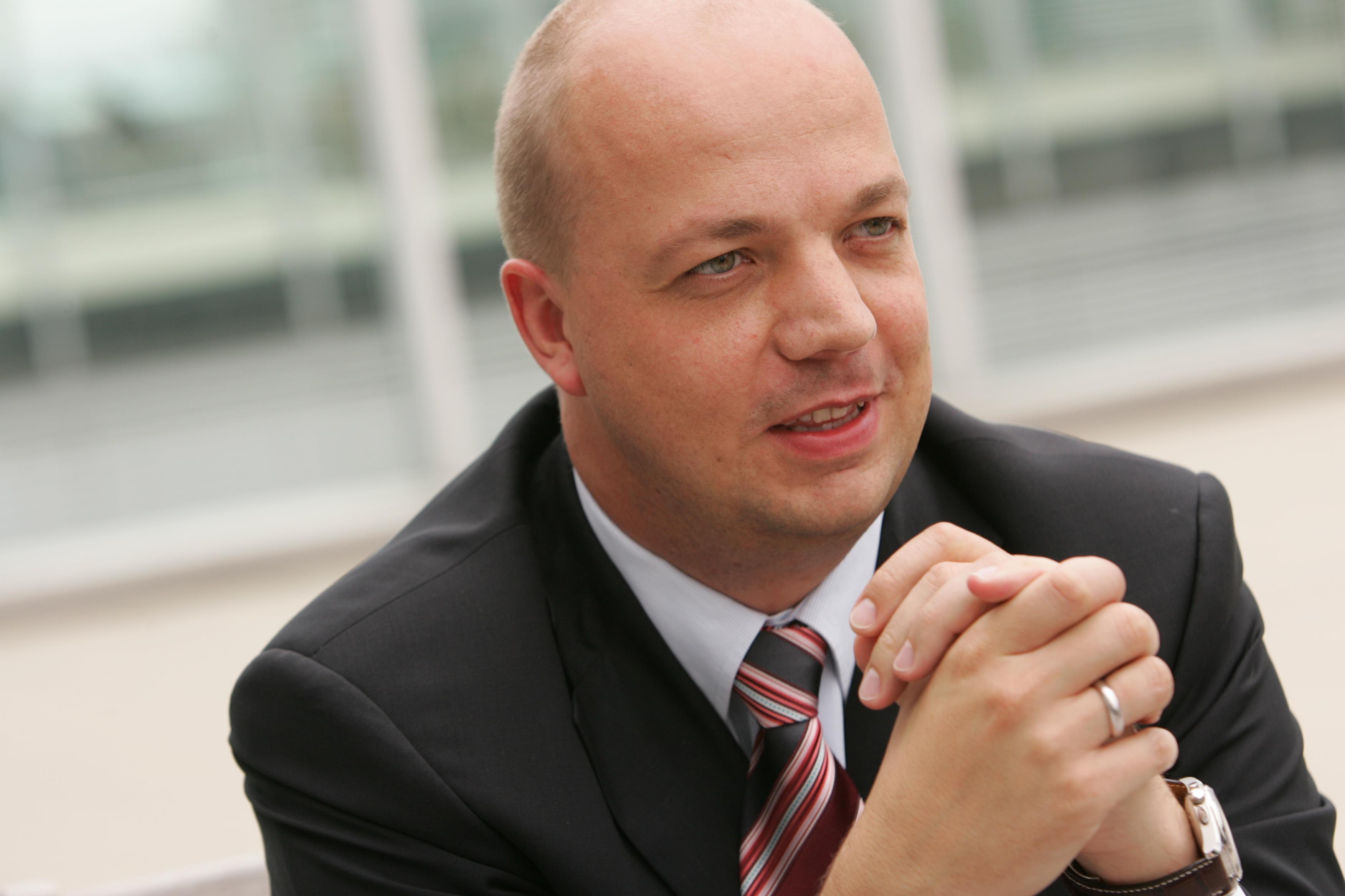 Kai Stemick, Geschäftsführer der Host Europe Solutions GmbH, baut mit einer Kooperation mit dem Spezialisten Akamai das Angebot von Host Europe weiter aus. Quelle: HES