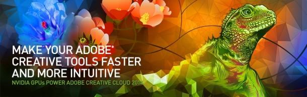 Nvidia beschleunigt Adobe Illustrator CC (Bild: Nvidia)