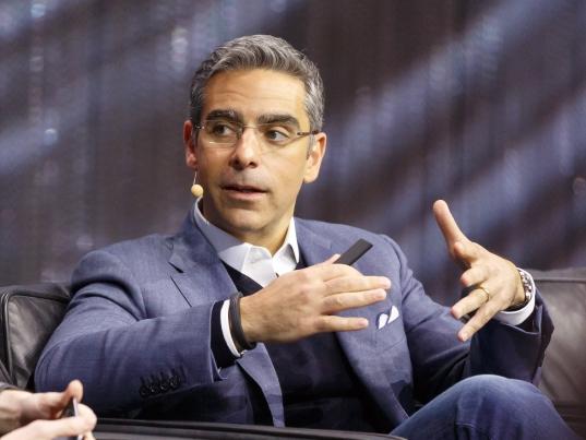 David Marcus ist bei Facebook künftig für die Messaging-Sparte verantwortlich (Bild: Stephen Shankland / CNET.com)
