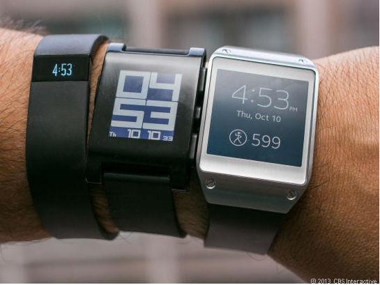 Smartwatches (Bild: Sarah Tew/CNET)