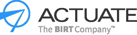Actuate_Corporation_logo