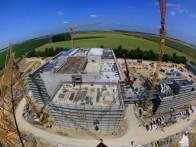Wachstum für die deutsche Cloud: Telekom erweitert Rechenzentrum in Biere