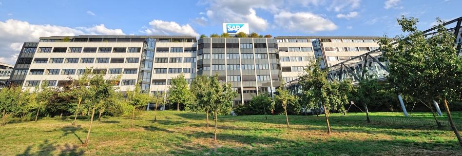SAP AG heißt jetzt SAP SE. Auch als Europäische Gesellschaft (Societas Europaea) soll der Stammsitz in Walldorf erhalten bleiben. Quelle: SAP
