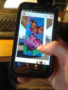 Die stille Entmachtung der Firmen-IT: Das Smartphone. Quelle: Uwe Hauck