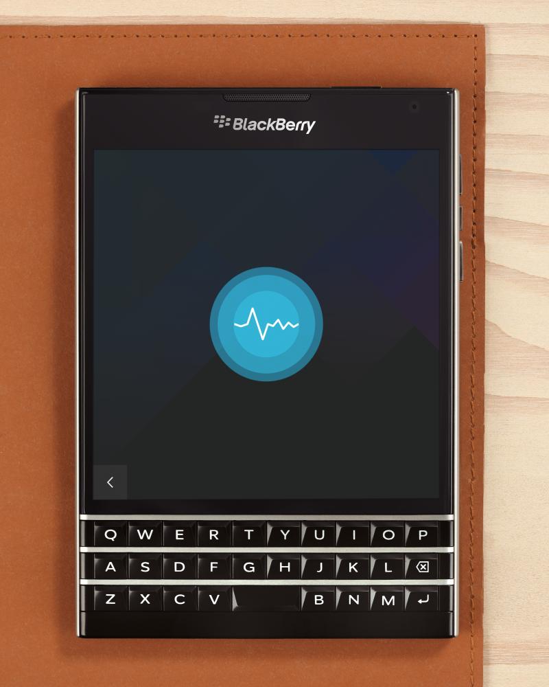 Blackberry Asisstant auf dem kommenden Blackberry-Smartphone Passport (Bild: Blackberry)