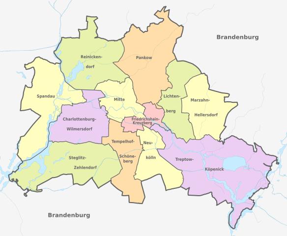 400 Glasfaserkabel von Kabel Deutschland durchtrennt: 160.000 Haushalte in den Bezirken Charlottenburg-Wilmersdorf, Steglitz-Zehlendorf und Spandau waren von dem Schaden betroffen (Bild: Wikimedia Commons)