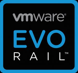 EVO: RAIL ist VMwares neue Produkt-Linie für hyper-konvergente Infrastrukturlösungen. EVO steht dabei für Evolution. RAIL leitet sich von der Schine ab, auf der man die Hardware in ein Rack im Rechenzentrum einführen kann. Quelle: VMware