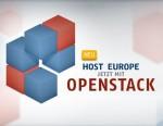 Host Europe bietet jetzt auch OpenStack