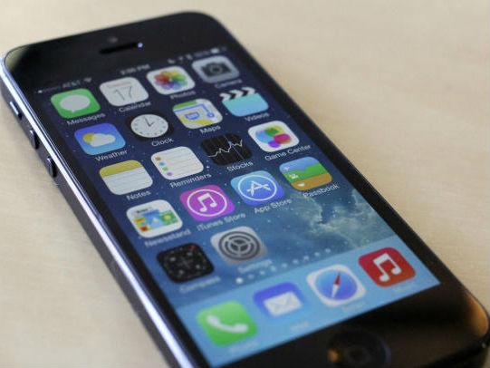 Das Apple iPhone 6 soll neuen Gerüchten zufolge am 16. September vorgestellt und am 14. Oktober in den Handel kommen. In diesem Montat sollen auch die iWatch und neue iPads zu erwarten sein (Bild: Jason Cipriani/CNET).