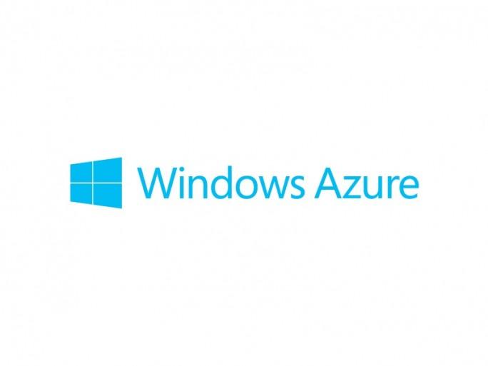 Logo Windows Azure (Bild: Microsoft)