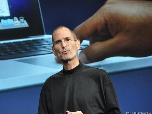 Steve Jobs (Bild: Josh Lowensohn / CNET)