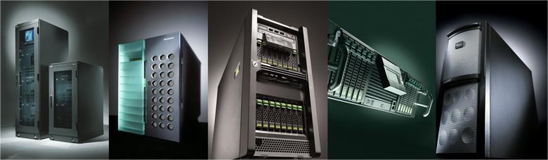 Seit 20 Jahren ist die PRIMERGY-Server-Familie auf dem Markt. Dieses Jubiläum feiert Fujitsu jetzt mit einem Gewinnspiel. Quelle: Fujitsu