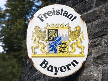 Freistaat Bayern. (Bild: Shutterstock)