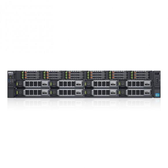 Der Server Poweredge R730xd verfügt über eine Speicherkapazität von bis zu 100 TByte für Anwendungen wie Microsoft Exchange (Bild: Dell).