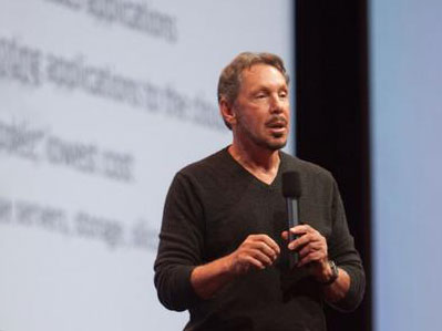 Oracle-Chairman und CTO Larry Ellison (Bild: Oracle)