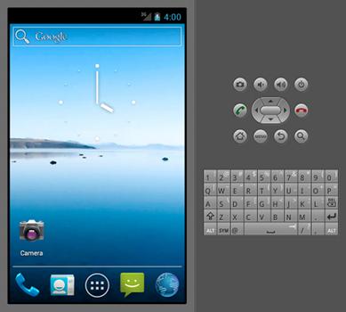 Die Technologie des Startups Virtual lässt sich mit dem im Android-SDK enthaltenen Emulator vergleichen, der mobile Endgeräte auf dem Desktop emuliert. Quelle: Android.com