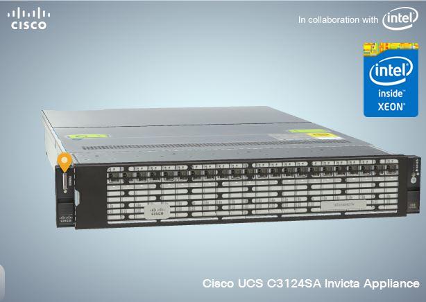 Die UCS Invicta Appliance wird vorerst nicht mehr ausgeliefert. Quelle: Cisco