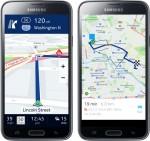 Samsung verteilt Nokia Here an Galaxy-Smartphones