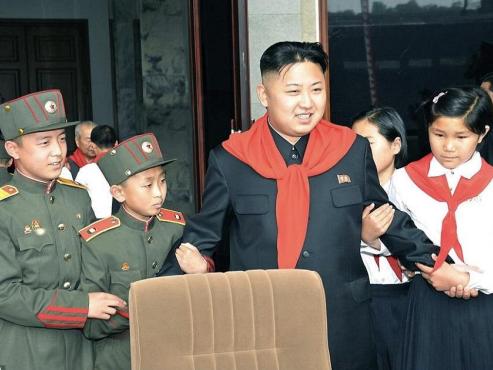 Nordkoreas 'Oberster Führer' Kim Jong-un verfügt über Cyberstreitkräfte (Bild: HP)