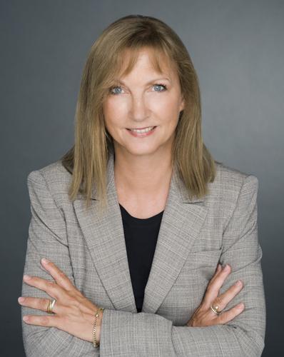 Susanne Peter ist neue Geschäftsführerin bei IBM Deutschland für den Bereich Finanzen. Quelle: IBM