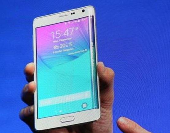 Samsung Galaxy Note Edge (Bild: News.com)