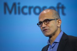 Microsoft-CEO Satya Nadella (Quelle: CNET.com)
