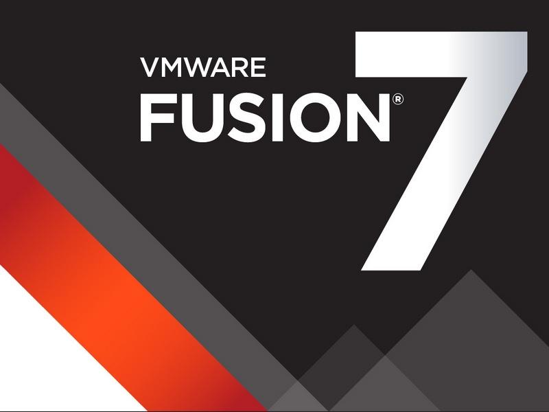 Logo VMware Fusion 7