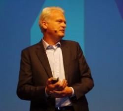 Floris van Heijst ist als General Manager für das Mittelstands- und Partnergeschäft von Microsoft Deutschland verantwortlich. Quelle: Markus Strehlitz