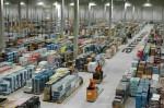 Amazon-Mitarbeiter streiken in der Vorweihnachtszeit