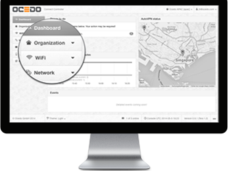Ocedo bringt eine modular aufgebaute und skalierbare Mittelstands-Lösung für Software Defined Networks. Quelle: Ocedo