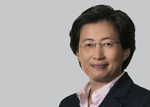 Dr. Lisa Su ist CEO, President, Member of the Board von AMD. Quelle: AMD