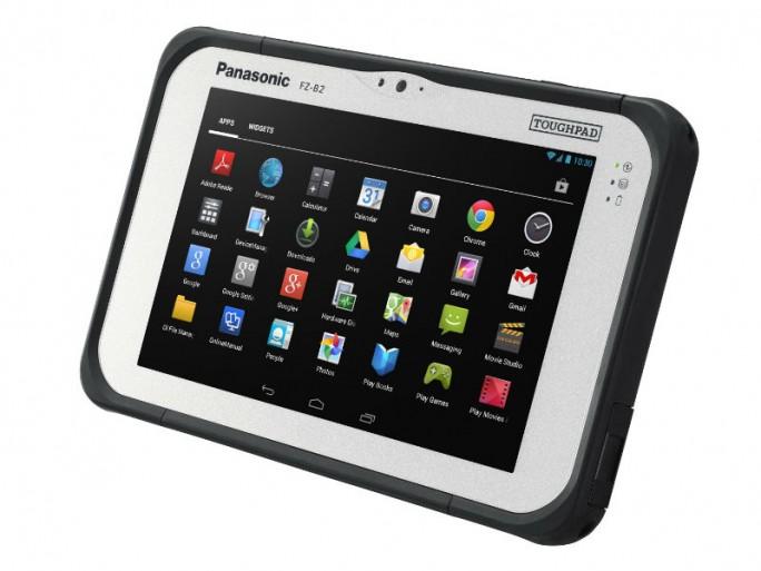 Panasonic Toughpad FZ-B2 (Bild: Panasonic)