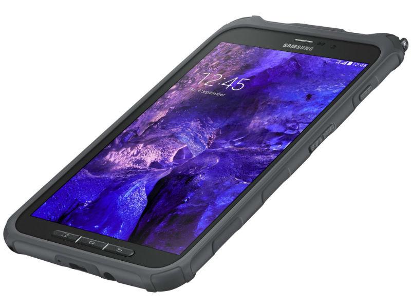 Samsung bezeichnet das Galaxy Tab Active als sein erstes B2B-Tablet. (Bild: Samsung)