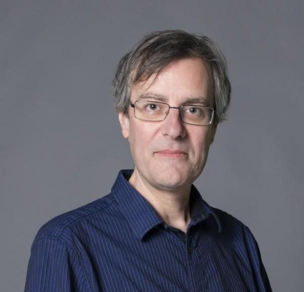Tim Bell ist verantwortlich für die IT-Infrastruktur am CERM. Quelle: CERN