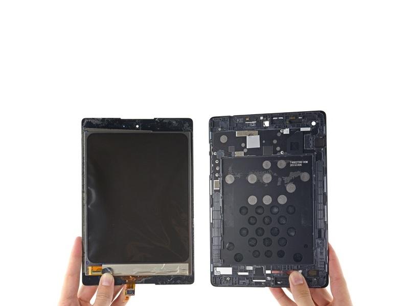 iFixit hat das Nexus 9 zerlegt. (Bild: iFixit)