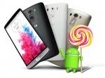G3: LG rollt Android 5.0 Lollipop aus