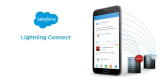 Salesforce Lightning Connect (Bild: Salesforce.com)